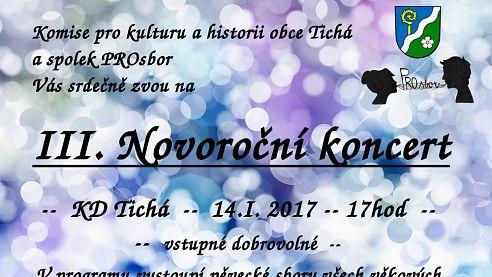 III. Novoroční koncert
