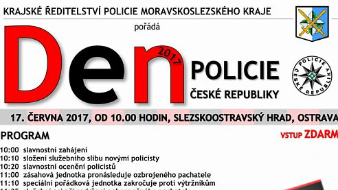 DEN POLICIE ČESKÉ REPUBLIKY