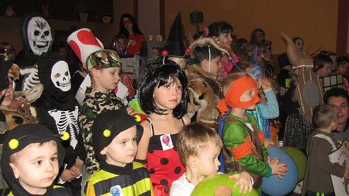 15.02.2020: Dětský karneval