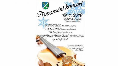 Novoroční koncert 2019