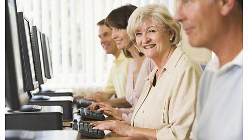 Základní kurz práce na počítači pro důchodce