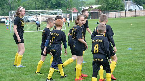 28.08.2020: MLADŠÍ PŘÍPRAVKA | SK Tichá vs. FK Bartošovice