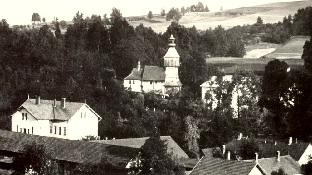 Tichá.cz - Historický pohled na obec Tichá