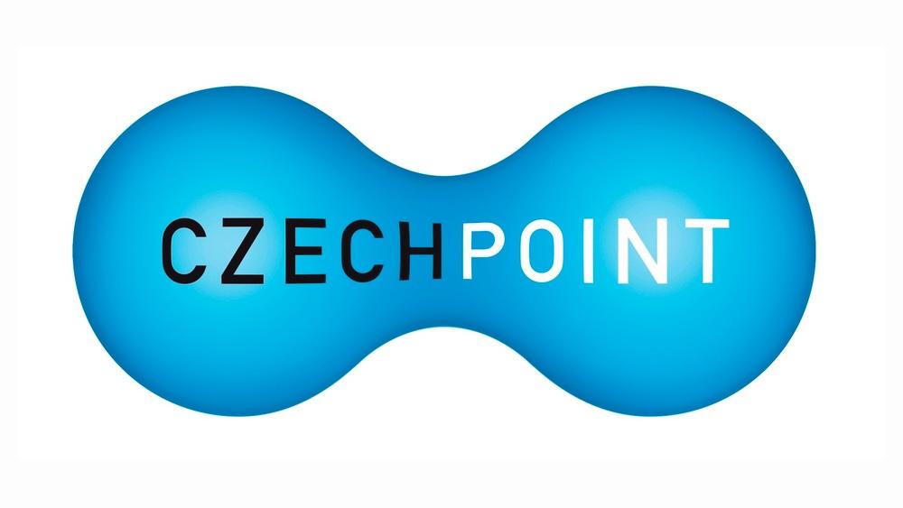 Obec Tichá - CZECHPOINT logo