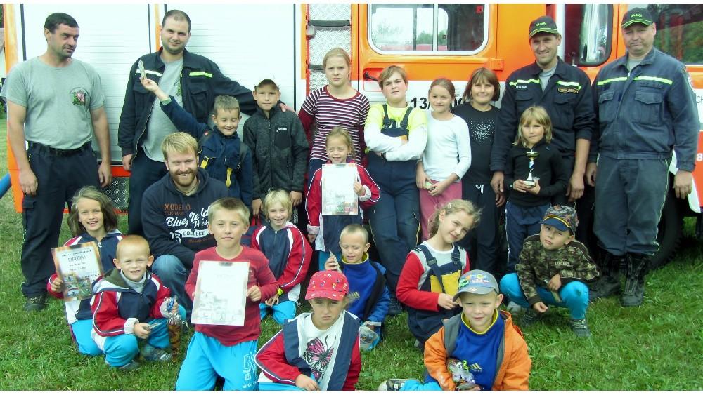 AK - Okrsková hasičská soutěž