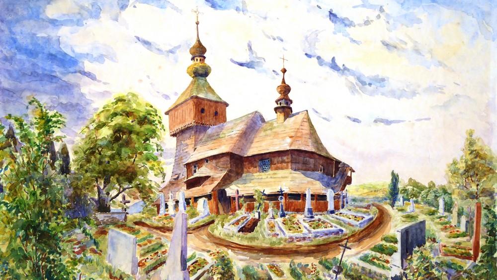 Ludvík Konečný - Ludvík Konečný - kostel