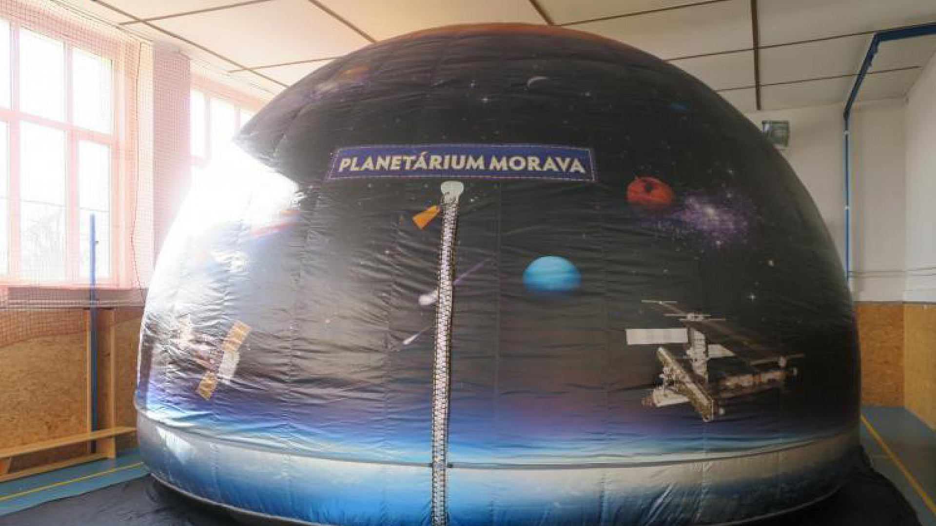 Planetárium Morava - Planetárium Morava