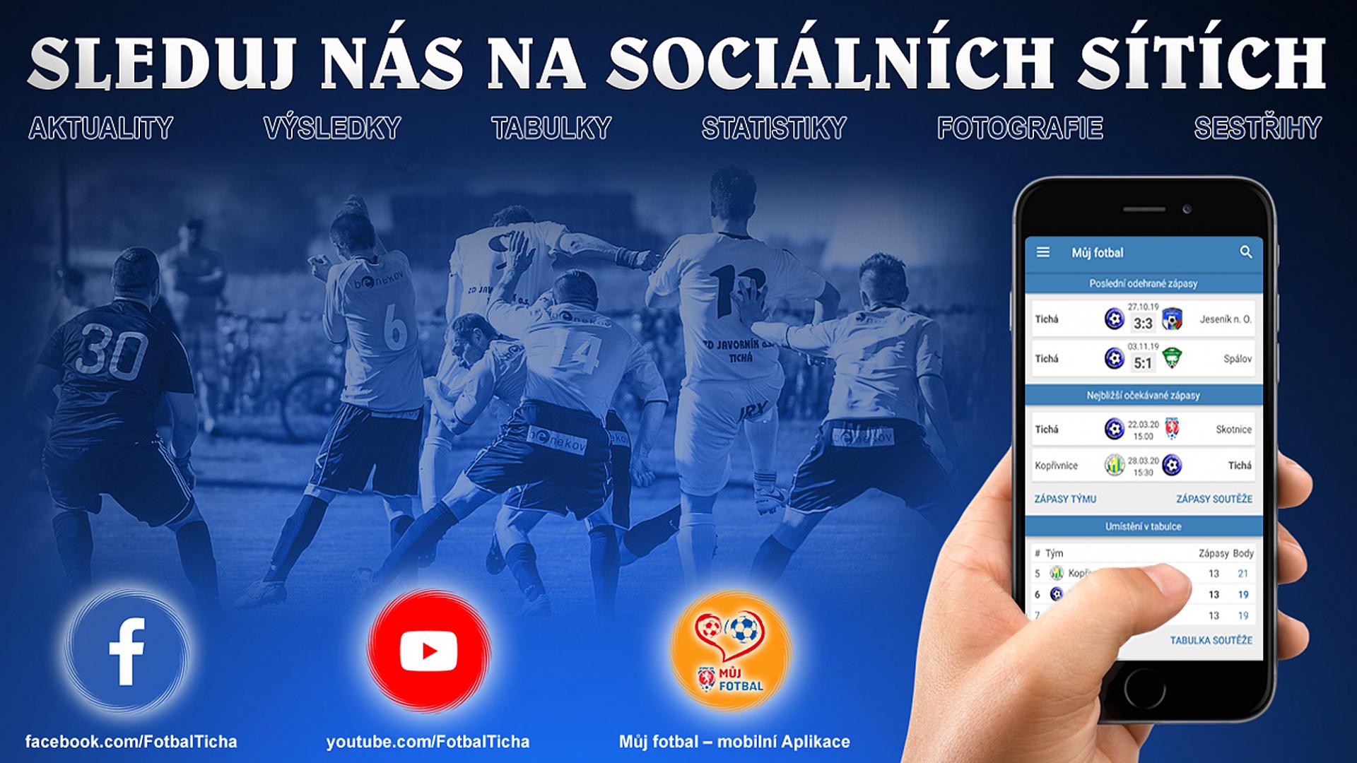 SK Tichá - Sportovní klub Tichá, z.s. FOTBAL