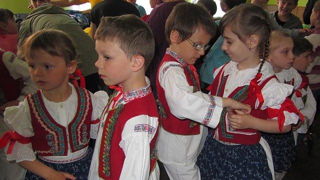 Základní a mateřská škola připravila na oslavu Mezinárodního dne rodiny školní akademii
