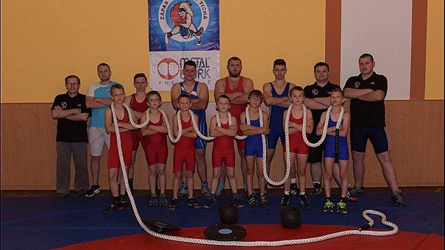 Den pro Tichou 2012 - tichavští zápasníci