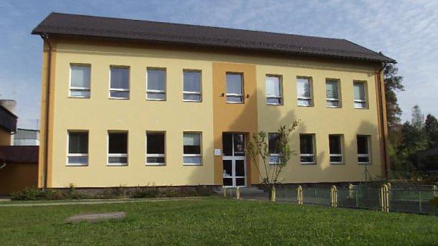 Oznámení o dřívějším ukončení provozu základní školy, mateřské školy a školní družiny v Tiché