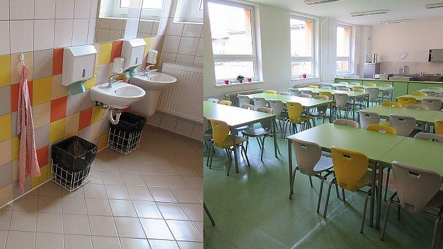 Modernizace základní školy