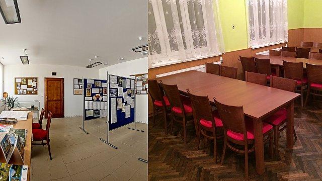 Modernizace kulturního domu a zřízení výstavní síně