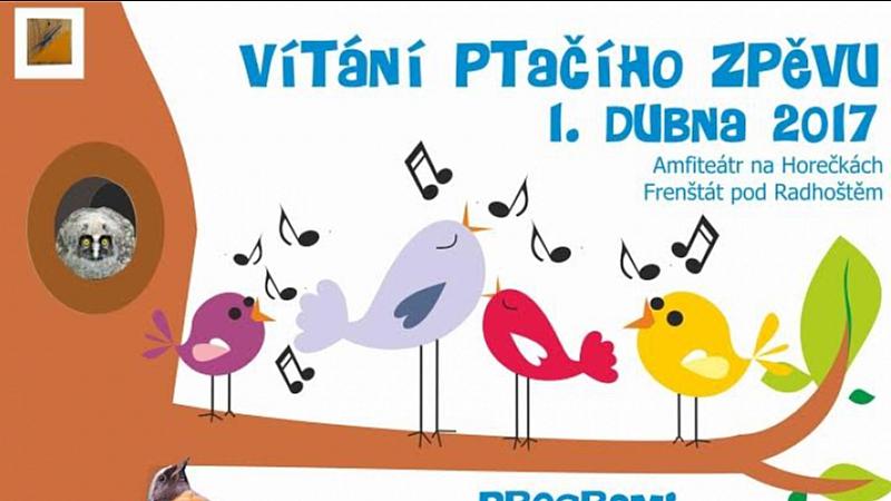 Obec Tichá - Vítání ptačího zpěvu