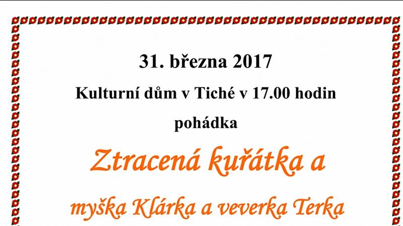 Lucie Jurková - Ztracená kuřátka a myška Klárka a veverka Terka