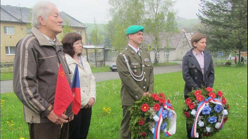 Alena Korčeková - 5. května 2017