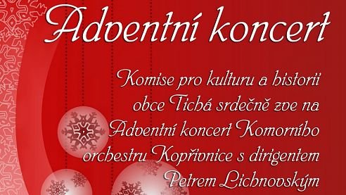 Adventní koncert