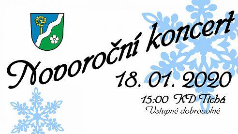 18.01.2020: Novoroční koncert