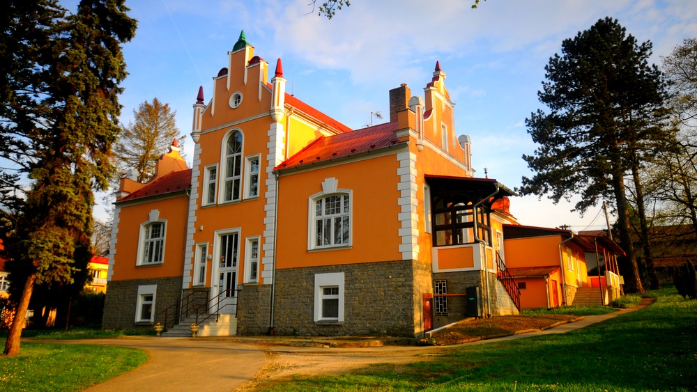 Obec Tichá - Významné stavby obce Tichá