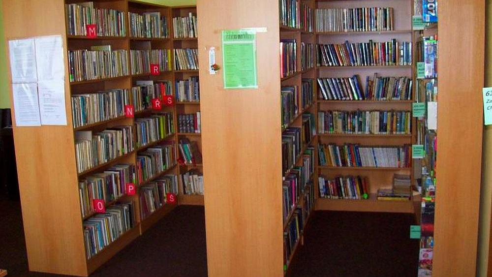 Obec Tichá - Knihovna v Tiché