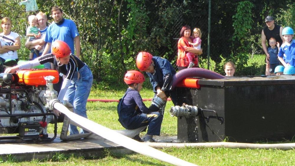 SDH Tichá - Sbor dobrovolných hasičů Tichá