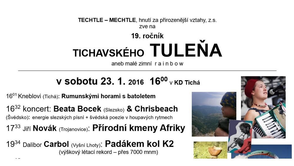PK - Tichavský tuleň 2016