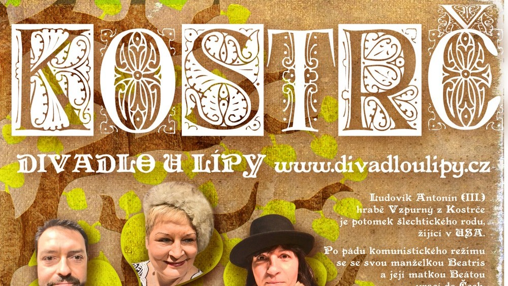 Divadlo U Lípy - Divadelní hra KOSTRČ