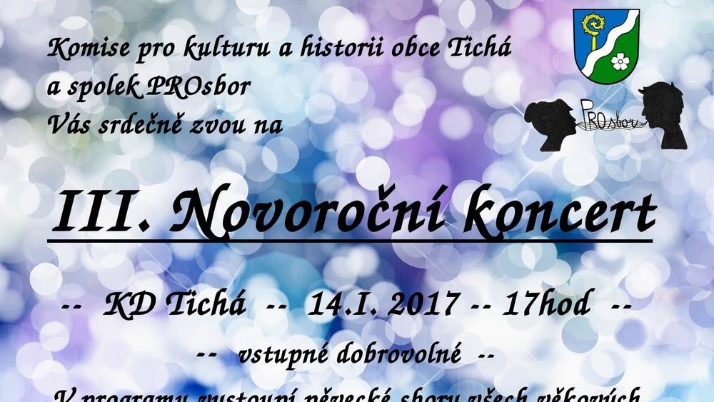 V. Michna - III. Novoroční koncert
