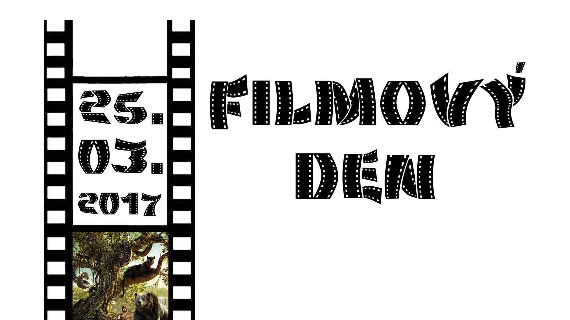 Archiv obce - Filmový den v Tiché 25.3.2017