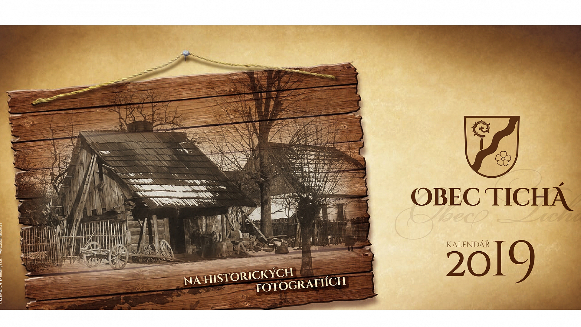 Obec Tichá - Kalendář 2019