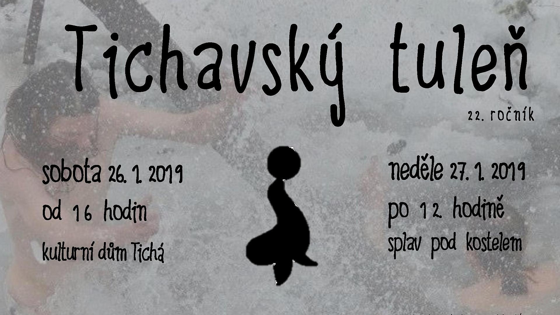 Techtle-Mechtle, hnutí za přirozenější vztahy, z. s. - Tichavský tuleň 2019