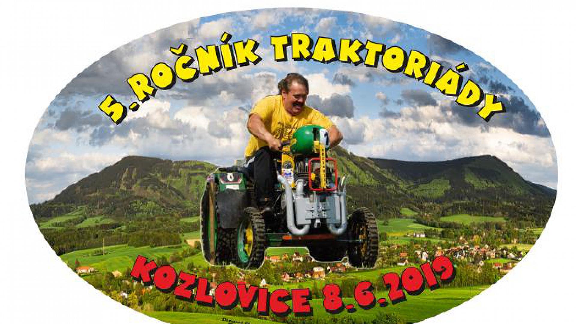 Kuchař - 5. ročník traktoriády
