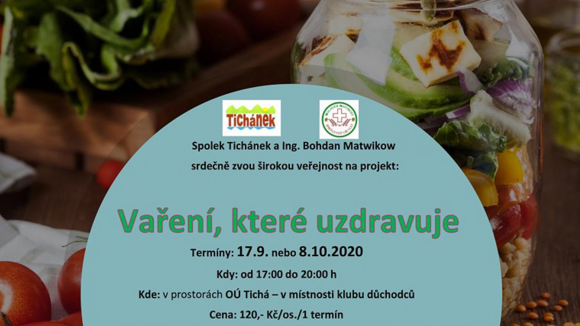 Tichánek - Obce 2020