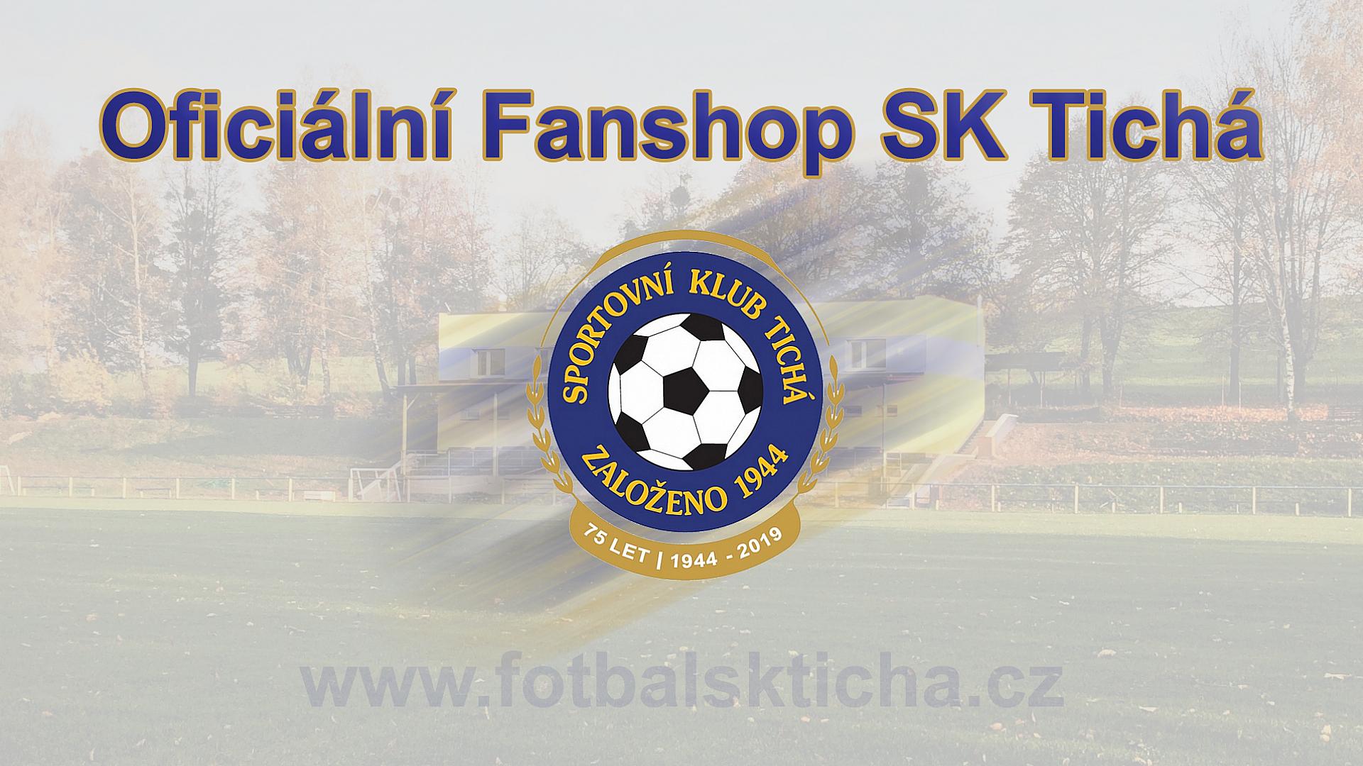 FANS SK TICHÁ - OBCHOD - Fans Shop SK Tichá