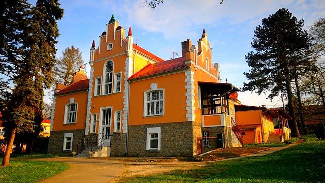 Významné stavby v obci Tichá