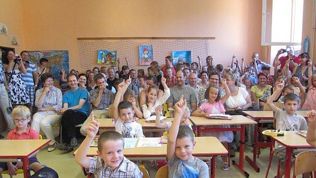 Všichni v jedné třídě