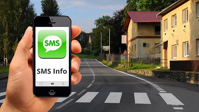 Info SMS servis – Informace  o dění v obci Tichá na Váš mobilní telefon zdarma