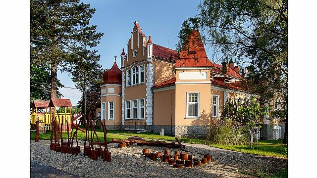 Vybudování zahrady Tichavinka u mateřské školy