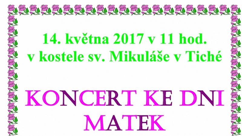 LJ - koncert ke dni matek 2017