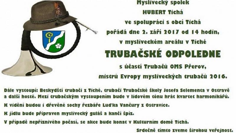MS HUBERT TICHÁ - TRUBAČSKÉ ODPOLEDNE