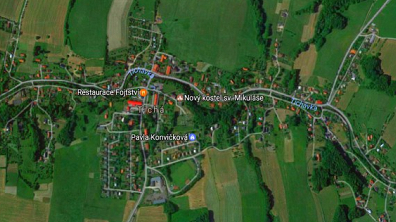 Obec Tichá - Subjekty v obci