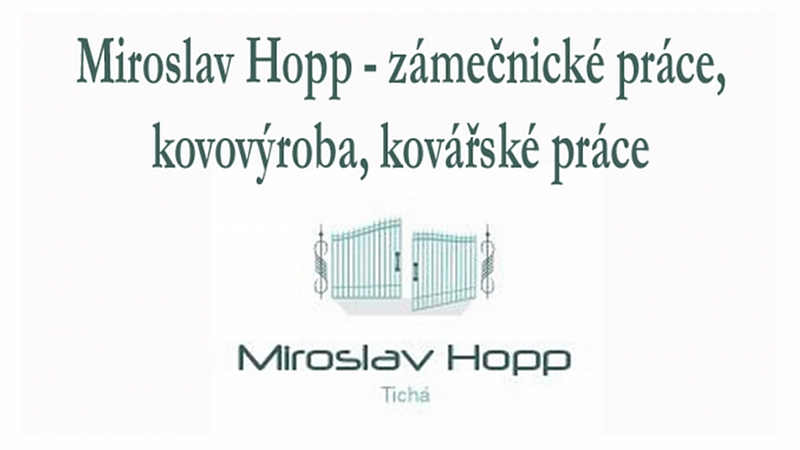 Miroslav Hopp - Miroslav Hopp
