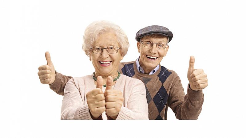 Blesk - Svátek seniorů